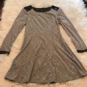 PIXLEY GREY DRESS